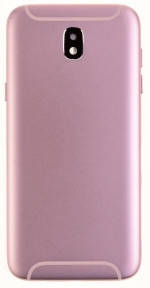 Задняя крышка Samsung J730F Galaxy J7 (2017) розовая Оригинал Китай, фото 2