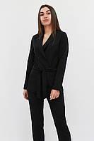 S, M, L, XL /  Стильний жіночий костюм Mango, чорний