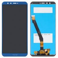 Дисплей Huawei Honor 9 Lite Dual Sim (LLD-L31) с сенсором (тачскрином) синий