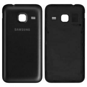 Задняя крышка Samsung J105H Galaxy J1 Mini (2016) черная, фото 2