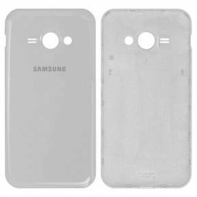 Задняя крышка Samsung J110HDS Galaxy J1 Ace белая, фото 2