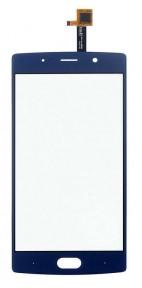 Сенсор (тачскрин) Doogee BL7000 синий