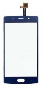 Сенсор (тачскрин) Doogee BL7000 синий, фото 2