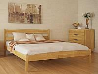 Кровать Лика без изножья. деревянную кровать