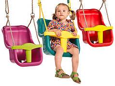 Гойдалки для дітей із захистом Kbt Luxe
