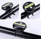 Вело-габарит поворотный 64 LED с беспроводным пультом Д/У LEADBIKE LD-24, фото 5