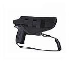 Непотеряйка / тренчик / шнур страховочный тактический витой с карабином и липучкой для оборудования / оружия, фото 8