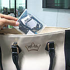 Контейнер / коробка пластиковая прозрачная JUWEI 103*86*27 для хранения мелочей и аксессуаров, фото 10