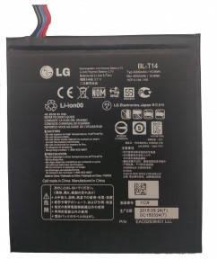 Аккумулятор LG BL-T14 для LG V480 G Pad 8.0 Wi-Fi, V490, V495 4000 mAh, фото 2