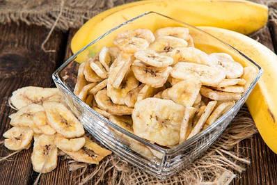 Банановые чипсы 200 грамм