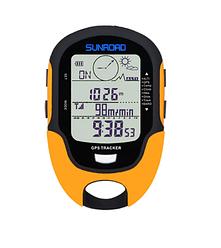 GPS метеостанция SunRoad FR510 барометр высотомер компас термометр гигрометр логгер (acf_00434)