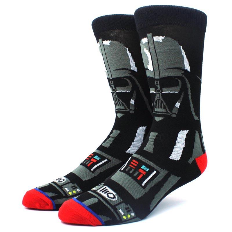 Высокие мужские носки  Дарт Вейдер