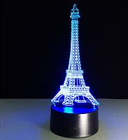 Светильник 3D  1091(Башня)
