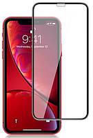 Защитное стекло 10D - для iPhone Xr Full Glue 9H (полной оклейки)