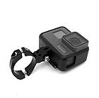 Крепление алюминиевое на вело-руль для экшн камеры action-camera GoPro, фото 2