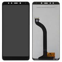Дисплей Xiaomi Redmi 5 с сенсором (тачскрином) черный