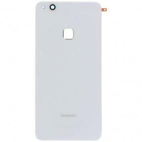 Задняя крышка Huawei P10 Lite белая, Pearl White