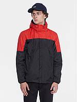 Куртка мужская (ветровка)   RED WINDBREAKER красная