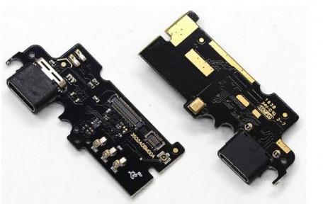 Нижняя плата Xiaomi Mi Mix с разъемом зарядки и микрофоном