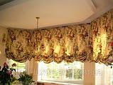 Австрийские и французские шторы, фото 4