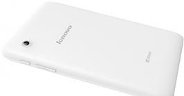 Задняя крышка Lenovo A3000 IdeaTab 7.0 белая