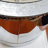 Фабрика ZIG Ревизия дымоходная ø 110/180 н/н 0,8 мм, фото 3