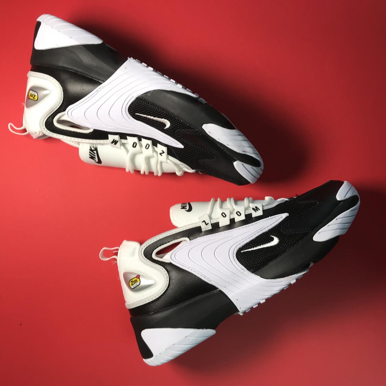 Кросівки Nike Zoom 2k White Black