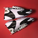 Кроссовки Nike Zoom 2k White Black, фото 5