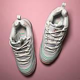 Кросівки Fila Ray White Pink Green, фото 2