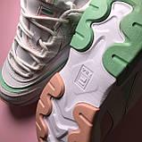Кросівки Fila Ray White Pink Green, фото 10
