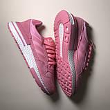 Кроссовки Adidas ZX 500 RM Pink, фото 5