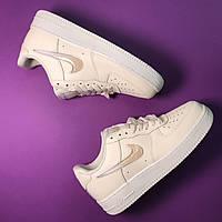Nike Air Force 1 Low Beige, фото 1