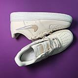 Nike Air Force 1 Low Beige, фото 3