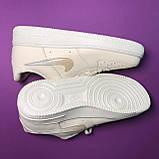 Nike Air Force 1 Low Beige, фото 4