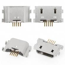 Разъем зарядки (коннектор) Lenovo S850, Z90-7 Vibe Shot, 5 pin, micro-USB
