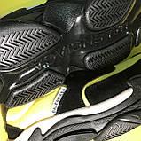 Кросівки Balenciaga Triple S V2 Black Yellow, фото 8