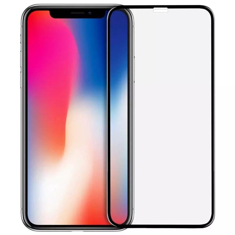 Защитное стекло 10D - для iPhone X/XS Full Glue 9H (полной оклейки)