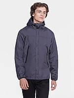 Куртка мужская (ветровка) | FULL GRAY WINDBREAKER серая