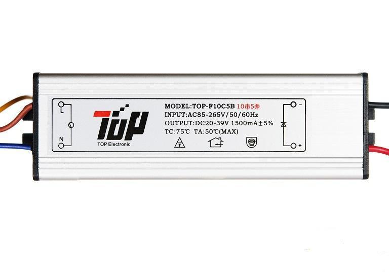 Драйвер светодиода LED 1x80W 30-36V IP67 для прожектора