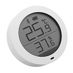 Термо-гігрометр Xiaomi MiJia (-9.9°C ~ 60°C; 0% ~ 99.9%) Bluetooth додаток Mi Home на iOs/Android