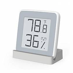 Термо-гігрометр Xiaomi Miaomiaoce MHO-C201 (0°C ... + 60°C; 0%...99%) з магнітом E-Ink екран (acf_00489)