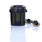 """Кейс / футляр / бокс на шесть аккумуляторов 18650 """"револьверный"""" водоупорный противоударный водонепроницаемый, фото 6"""