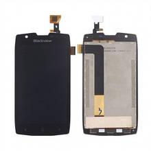 Дисплей Blackview BV7000, BV7000 Pro с сенсором (тачскрином) черный
