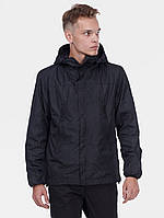 Куртка мужская (ветровка)   FULL BLACK WINDBREAKER черная