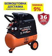 Компресор DC 24300-2 kit (360 л/хв) +ЗНИЖКА 9% +БЕЗКОШТОВНА ДОСТАВКА (LIMEX expert, Хорватія), фото 1
