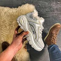 Buffalo London White Fur