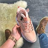 Nike Air Huarache MID Pink (МЕХ), фото 2