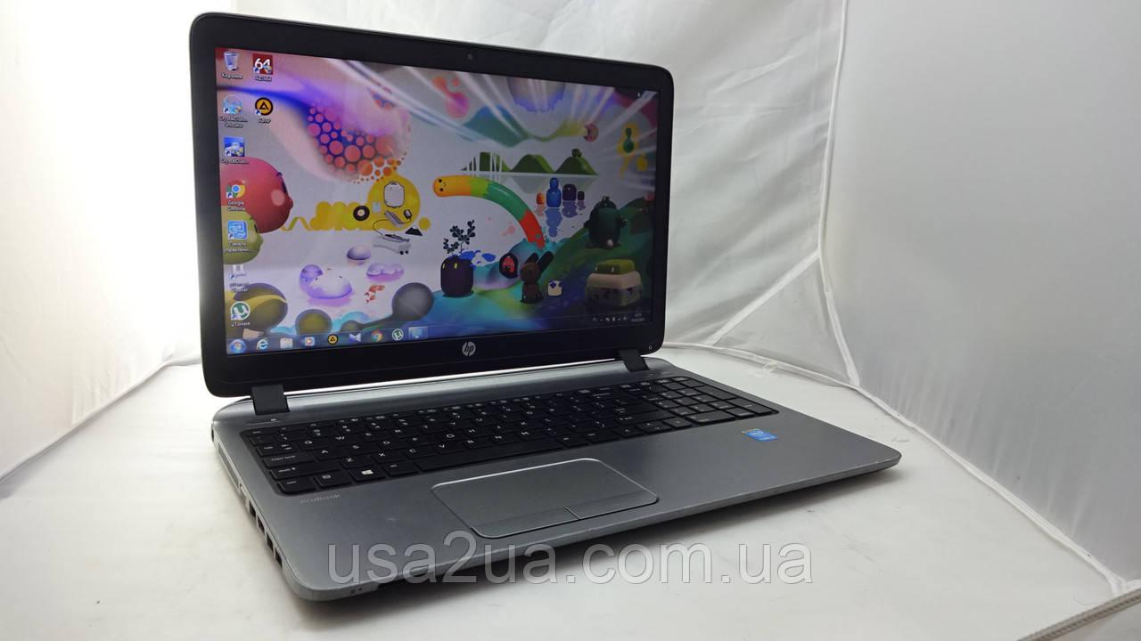 """15,6"""" Ноутбук HP ProBook 450 G2 Core I3 4gen 750Gb 8Gb КРЕДИТ Гарантия Доставка"""
