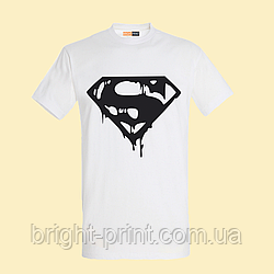 """Чоловіча футболка з логотипом """"Супермен"""""""