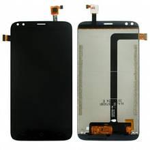 Дисплей Doogee X30 с сенсором (тачскрином) черный